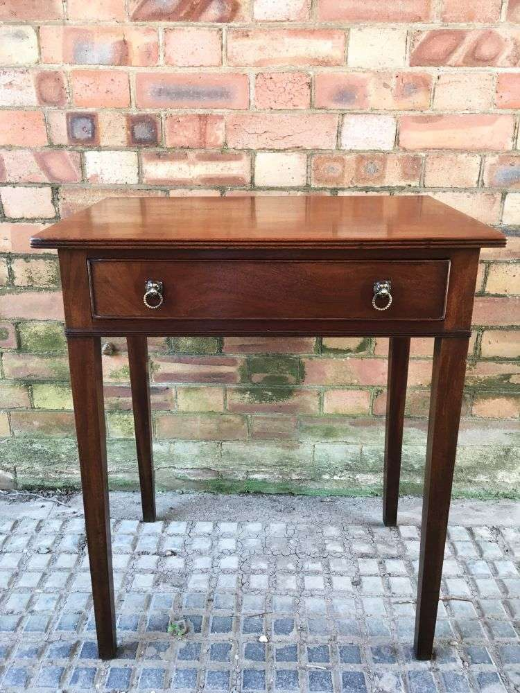 Early 19th Century Rare Small Sized Side table