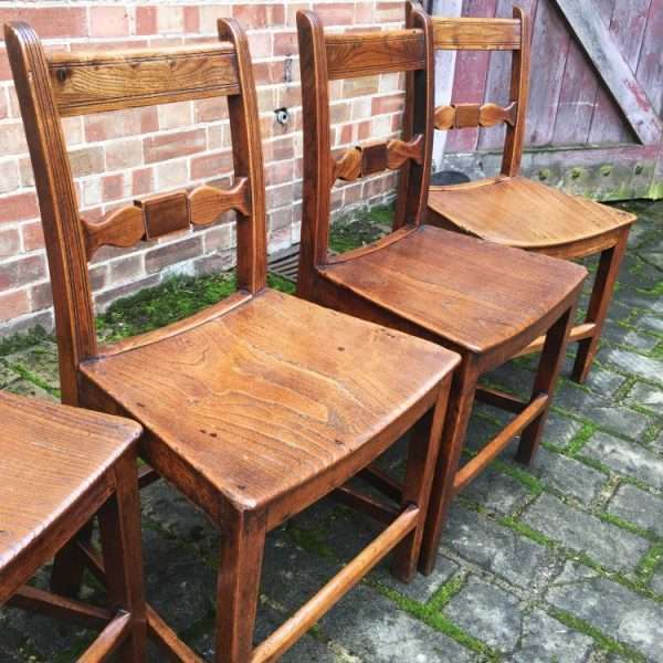 Regency Elm Country Suffolk Chairs3