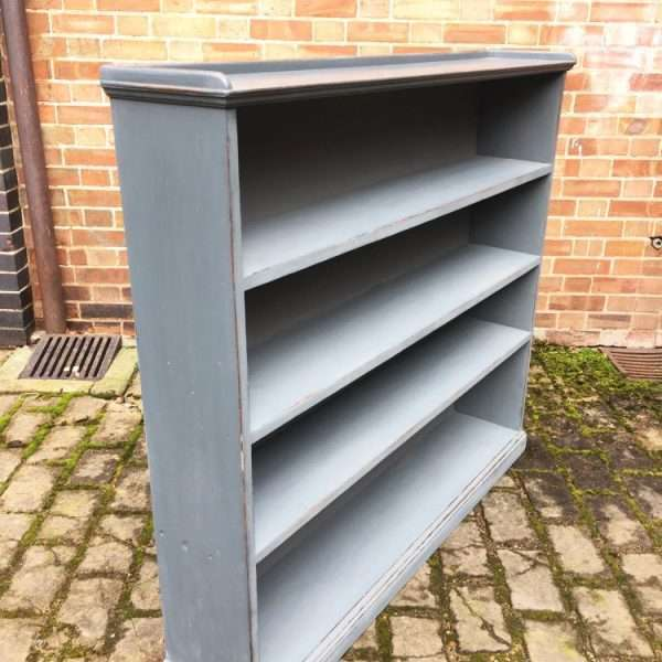 Late Victorian Painted Pine Bookshelves