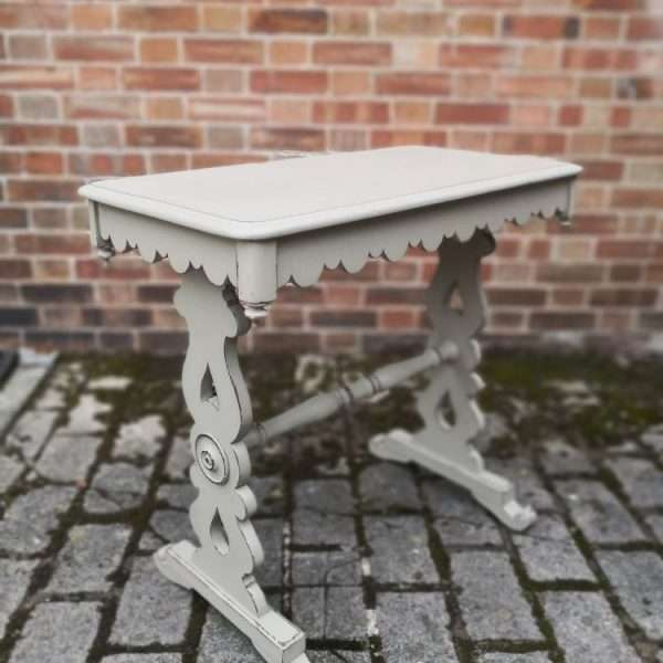 Victorian Painted Mahogany Occasional Table
