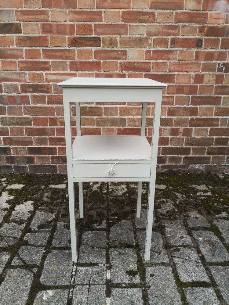 Regency Painted Mahogany Wash Stand2